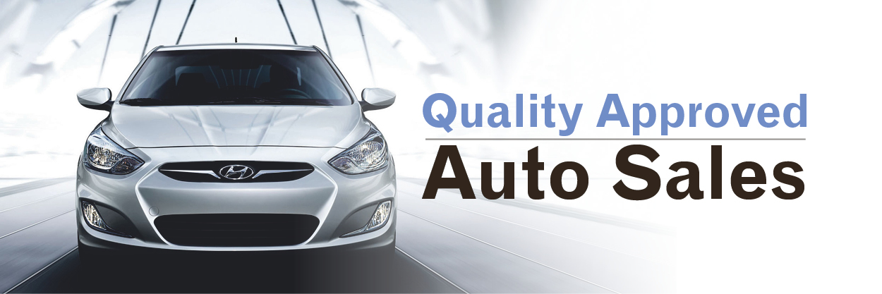 Quality Approved Auto Sales