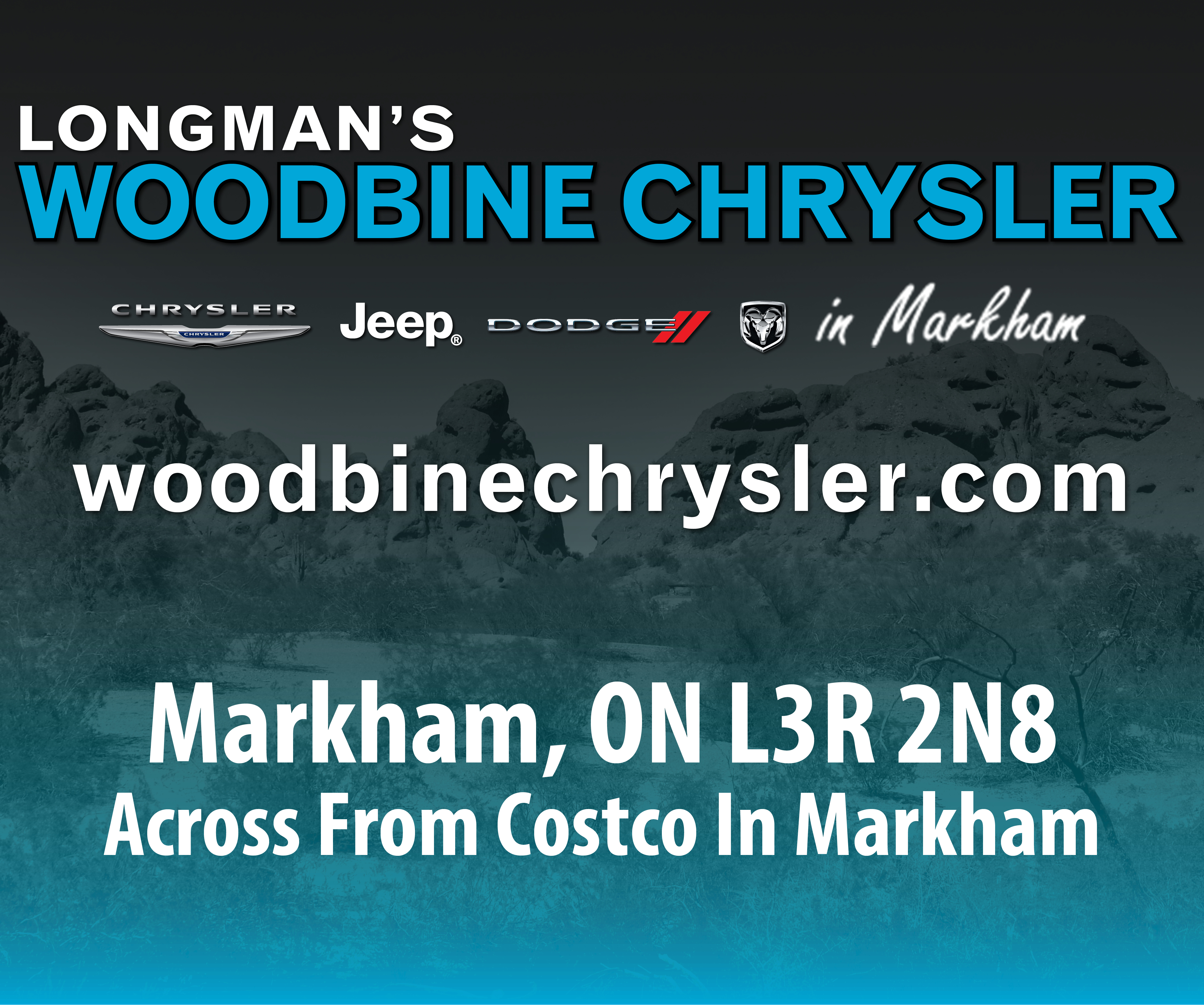 More from Longman's Woodbine Chrysler
