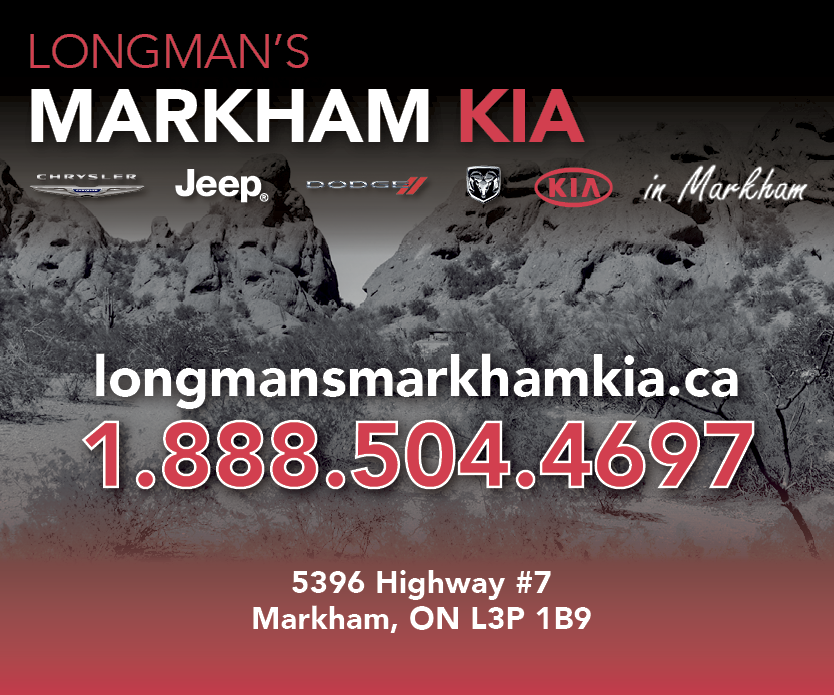 More from Longman's Markham Kia