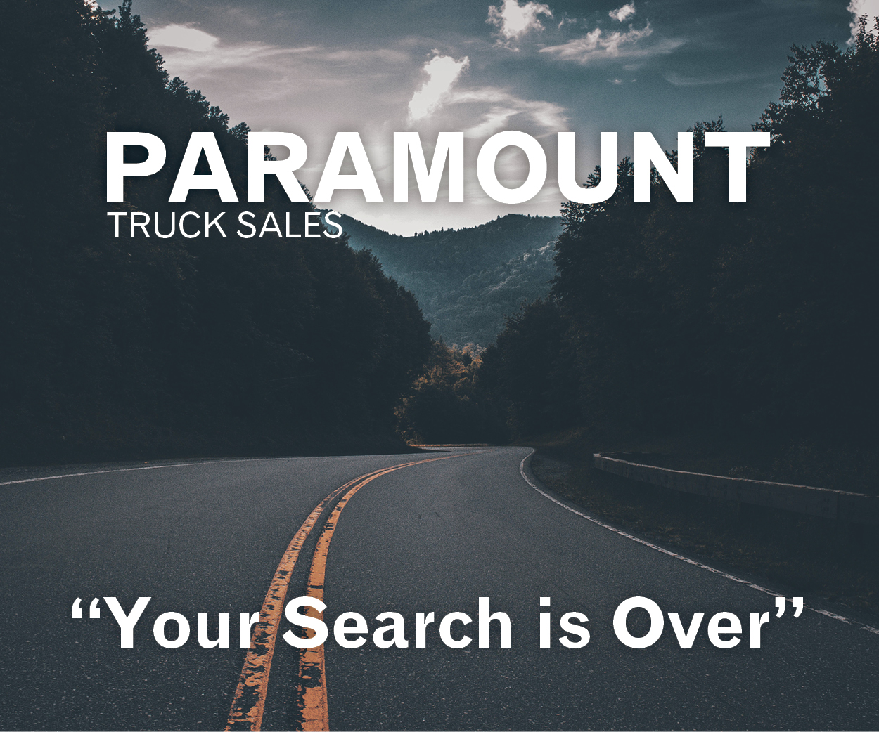 More from Paramount Truck Sales