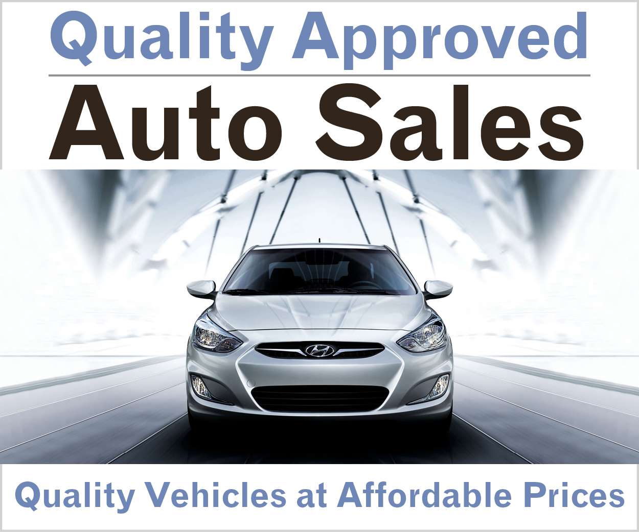 More from Quality Approved Auto Sales