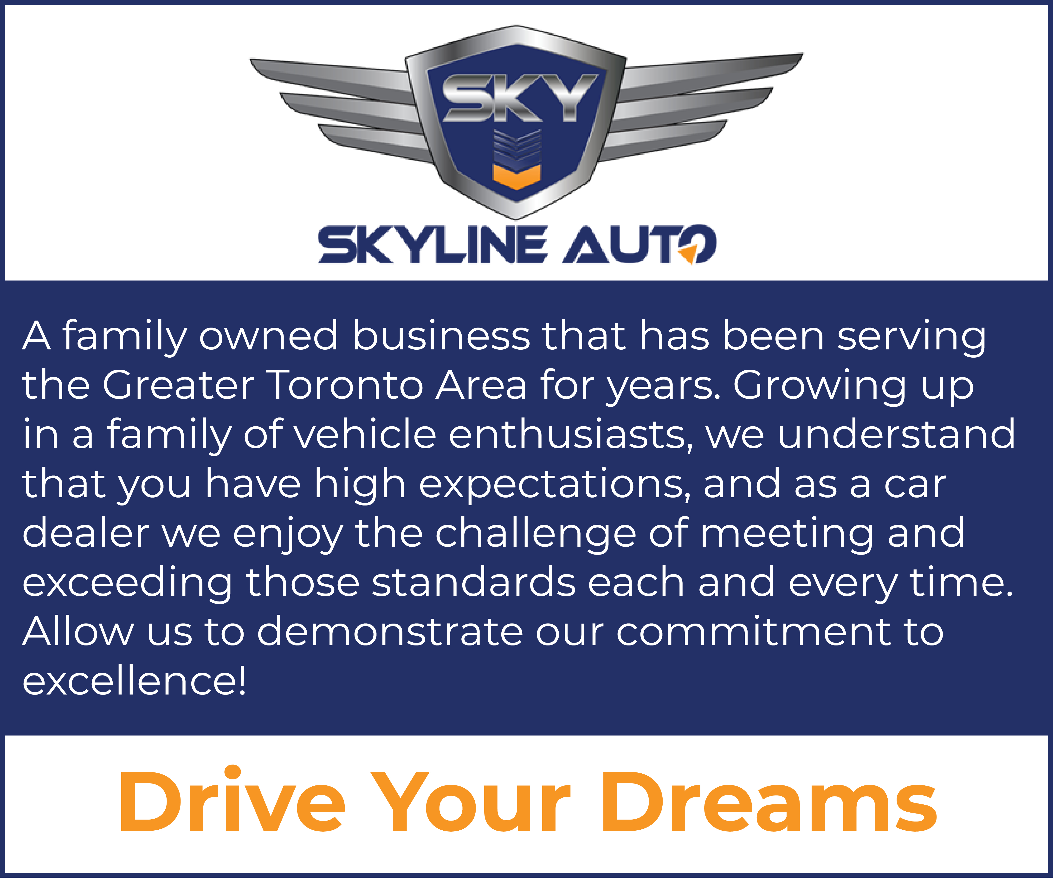 More from Skyline Automotive